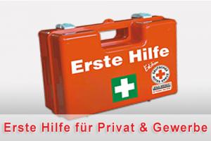 Erste Hilfe für Privat & Gewerbe