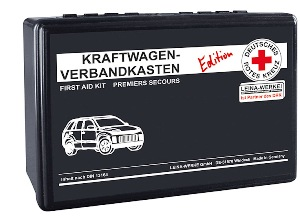 KFZ Verbandskasten