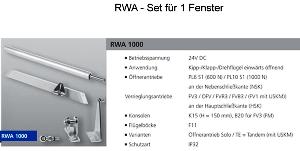 RWA-Set 1000 Feralux