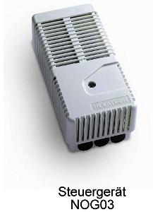 Seuergerät NOG 03 für Hekatron Feststellanlagen